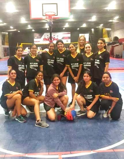 Jaguars compete at DIAC Sports Cup – Anshula Kumar shares her experience