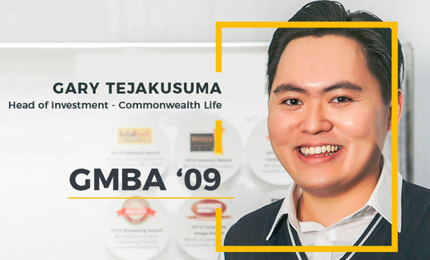 The MBA experience of Gary Tejakusuma