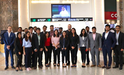 An unforgettable journey': Postgraduate students of the September 2017 cohort share their SP Jain Global experience