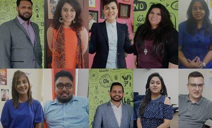 SP Jain Global's Dubai family welcomes the Postgraduate Class of September 2018