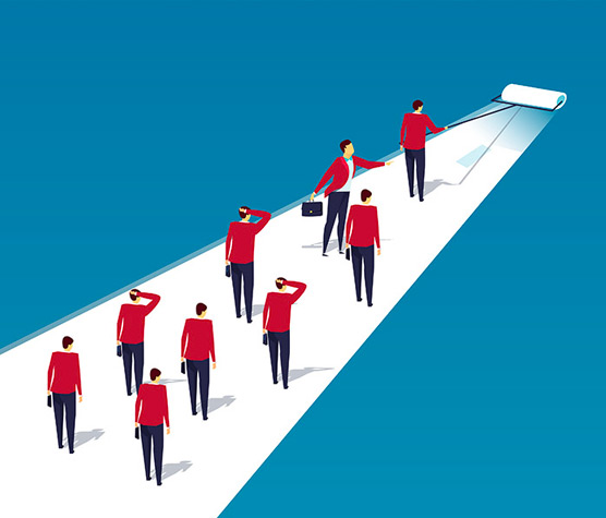 Innovation--The-distinction-between-a-leader-and-a-follower