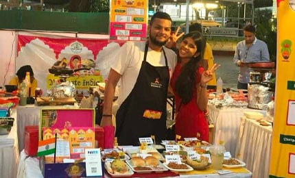 Think Global, Eat Local – The Entrepreneurship Story of Anshul & Natasha