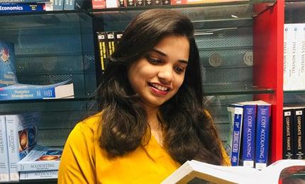 Paving her way to Maersk – The Story of Shrishti Kanchan