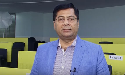 Student Experience: Paresh Rajde