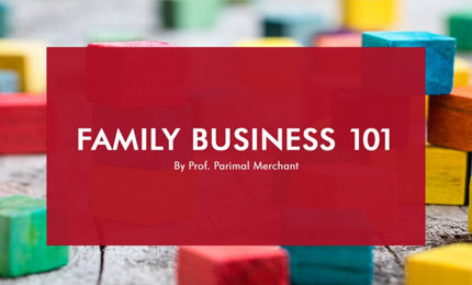 Family Business 101: Far From Being A Necessary Evil, Business Is A Social Contribution