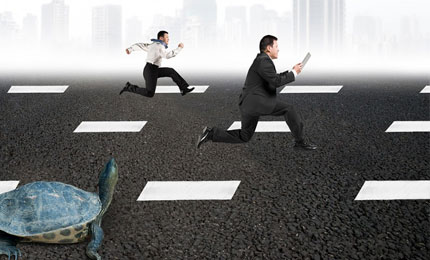 Family Business 101: Will Slow and Steady Really Win You the Race?