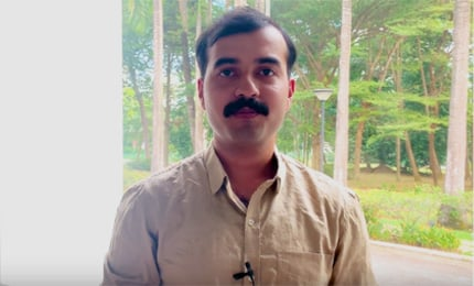 Rajat Chandra Mathur (GMBA 2019) shares why he chose SP Jain Global