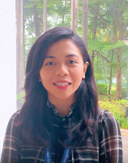 Ratu Nida (GMBA 2019) shares tips for studying MBA at SP Jain Global