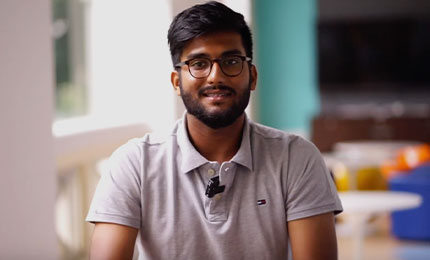 Anurag Jha (MGB 2019) talks about his SP Jain Global journey so far