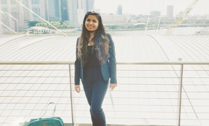 Finding my way at SP Jain Global, IDC & Cogoport: Aishwarya Gupta (MGB 2019)