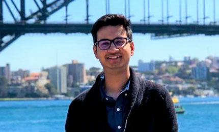 From a science major to a business expert: Shashank Bakliwal's story (BBA'20)