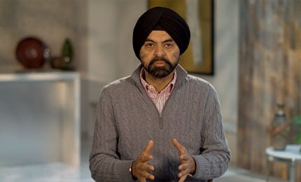 UG Virtual Graduation 2020: An inspiring address by Ajay Banga (CEO – Mastercard)