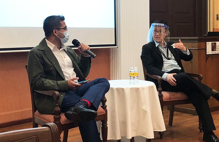 SP Jain alumni launch the SPJ Angel Network in Singapore