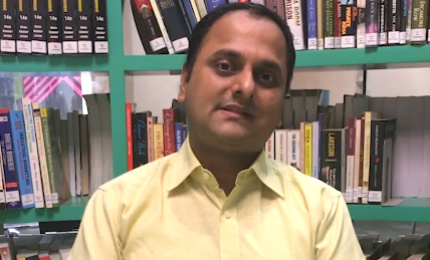 Faculty Spotlight: Prof Shrinivas Shikaripurkar (Adjunct Faculty)