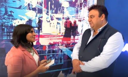 Power Talk Series: Exploring luxury interiors with Mahesh Punjabi