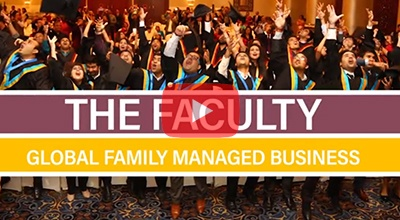 Global FMB: The Faculty