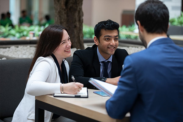 How management programs prepare students for global jobs