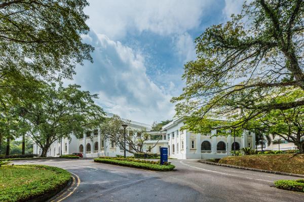 SP Jain's Singapore Campus