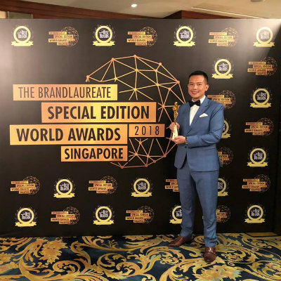 SP Jain wins Best International Brand in Education Management at The BrandLaureate Special Edition World Awards 2018