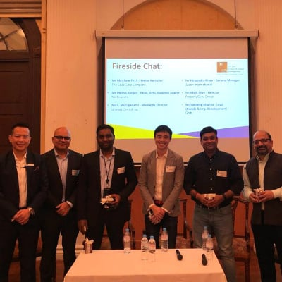 SP Jain hosts Strategic Partners Networking Event at Singapore campus